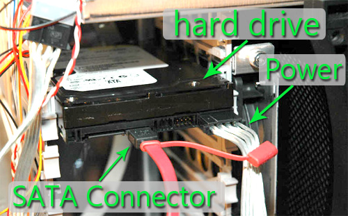 Hard Drive Connectors